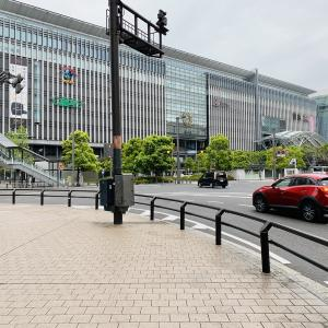 なんか嫌な予感がしたので、博多駅ツアーして来た。