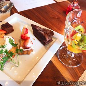 CAFE KNUT(カフェ クヌート) 観音寺 / ケーキ食べ放題のスイーツビュッフェレポ♡予約は早めに!ランチもおすすめ!