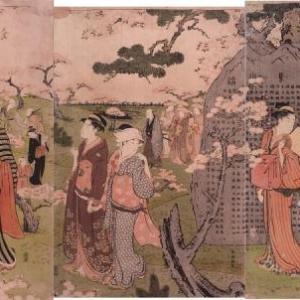 古河庭園~飛鳥山公園~音無川散策(2)