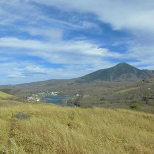 ビーナスラインから見た山々