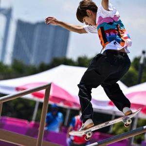 若者のスポーツ、スケートボード