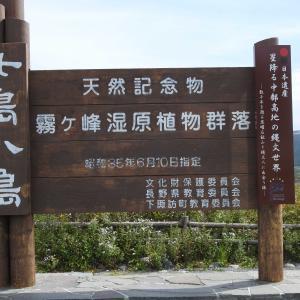八島湿原を訪ねて (前編)