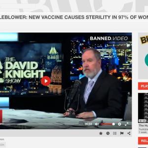 新ワクチン 97%の女性が不妊に?