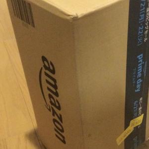 Amazonの置き配が・・・