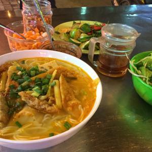 ベトナムは食べ物がおいしい!