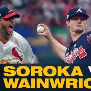 【2019NLDS-Gm3】スワンソンがソロカに報いる二塁打で勝利!カーズはウェイノを救えず