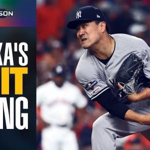 【2019ポストシーズン】田中投手とグレイバー・トーレスの活躍でヤンキースがALCS1勝0敗
