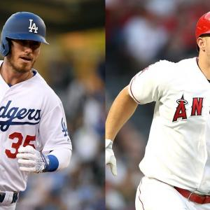【MLBアウォード】2019MVPはマイク・トラウトとコディー・ベリンジャーに決定