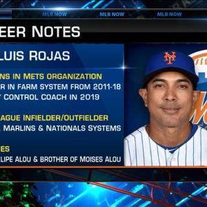 【MLB2020】メッツ新監督にルイス・ロハス氏を起用!評価高い内部昇格者を選択
