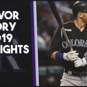 【MLB契約2020】ロッキーズ、トレバー・ストーリーと2年、27.5Mドルで合意へ
