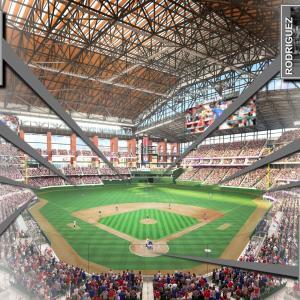 【MLBスタジアム2020】レンジャーズのニューホーム、グローブライフ・フィールドも開幕待ち