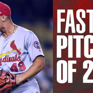 【MLB 2020】MLB No.1 ハード・スロー、ジョーダン・ヒックスもオプトアウトへ