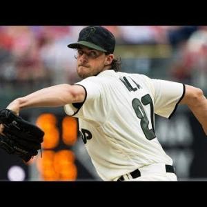 【MLB2020】コロナ禍のフィリーズ、アーロン・ノラ、ザック・ウィーラー抜きでシーズン序盤を戦う見込み