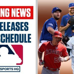 【発表!】MLB 2020シーズン・60ゲーム・スケジュールが明らかに!23日から開幕!