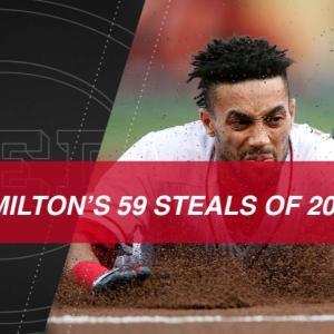 【MLB移籍2019】ロイヤルズ、ビリー・ハミルトンをDFAに