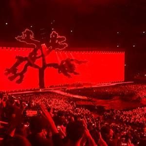 死ぬまでリスト更新 U2の怒濤のライブ