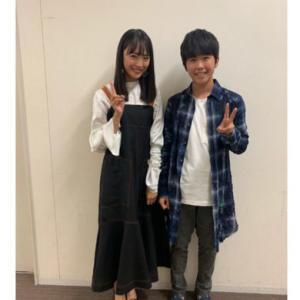 【衝撃】大友花恋&鈴木福、6年ぶり2ショットの変化に驚きの声!!!!!!!!!!