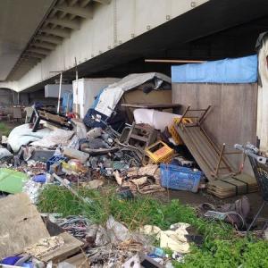 【正論】ホームレス、台風19号の避難所入れず!!!!!台東区「住所ないから」