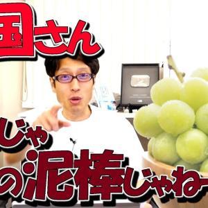 【泥棒】嘘つき大国韓国、シャインマスカット栽培技術の起源は韓国と言い張る!!!!!!!!