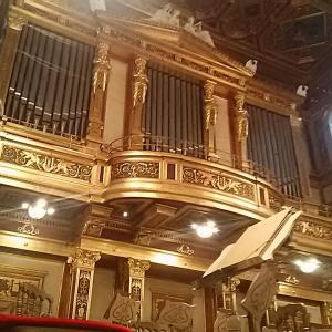 """【ウイーンでモーツアルト聞かんで?どうすんのッ】~""""ウイーンフィルの本拠地学友会ホールでモーツアルト演奏会""""♪"""