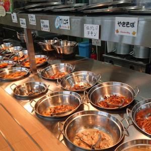 【さいたま・大宮】大宮市場「Calorie & Oily」でテイクアウトの満腹ビュッフェ!?