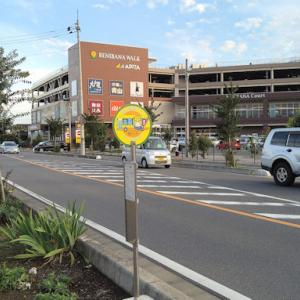 【桶川】桶川市内循環バス「べにばなGO」がベニバナウォーク前にもやってくる!