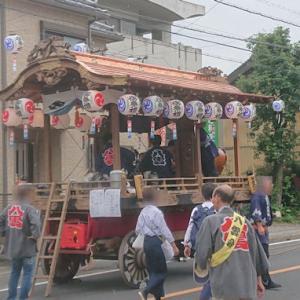 【桶川】OkegawaSketch 2019/7/15 「令和初の、桶川の祭だ!」