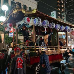 【桶川】OkegawaSketch 2019/7/16 「桶川、祭の夜」