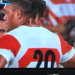 ラグビー日本、文句なしの決勝トーナメント進出