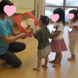 幼稚園プレ1日目