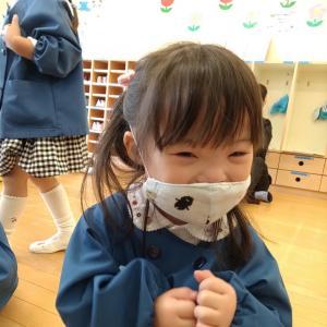 幼稚園入園と4歳