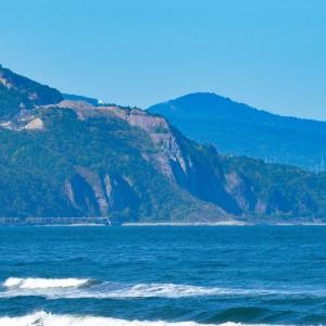 初秋の北海道 その2 -石狩の浜-