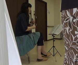 高齢者施設のボランティア活動で、ウクレレ演奏をする時のヒント