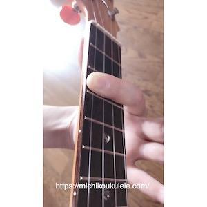ウクレレの弾き方〜セーハで綺麗な音を出す3つのコツ
