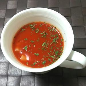 ☆パスタ入りトマトスープ☆
