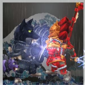 鍛冶屋イベント&解体にバイキングの武将が加わっています。