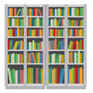 本棚を眺めるのが好き――背表紙・タイトル・シリーズフェチ