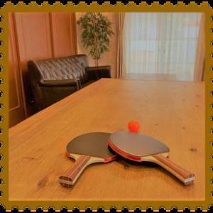 ダイニングテーブルがあの台に