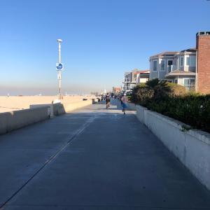 LAの海辺の豪邸のハロウィンデコレーションPart2♡