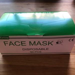 ロスのロックダウンでマスク義務付けになってしまったのにマスクがなかった〜?!