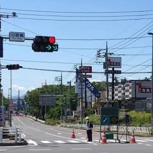 12日に日野橋復旧