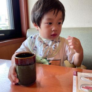 お昼ごはんは和食さと大石橋店
