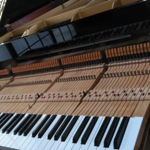 ピアノの健康診断