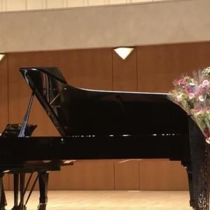 ピアノ発表会、無事に終わりました。