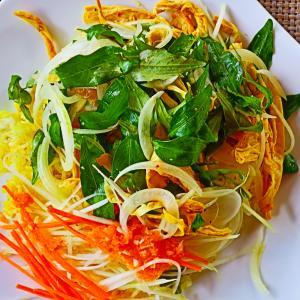 ヴィーガン天国!「MINH HIEN ベジタリアンレストラン」で、野菜たっぷりランチ!
