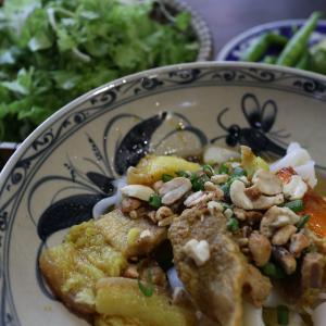 ダナンのご当地麺「ミークワン」! 野菜たっぷりの絶品汁なし和え麺を食べてみよう!