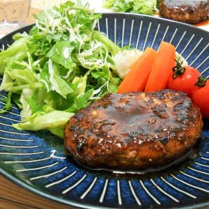 簡単!!ハンバーグの作り方/レシピ