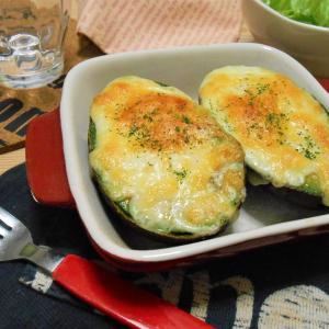 簡単!!とろとろ アボカドエッグの作り方/レシピ