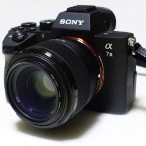 SONY α7Ⅲ(ILCE-7M3)