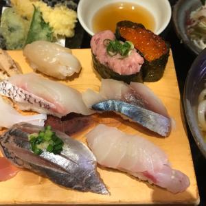 ドル円祭りとお寿司ランチ
